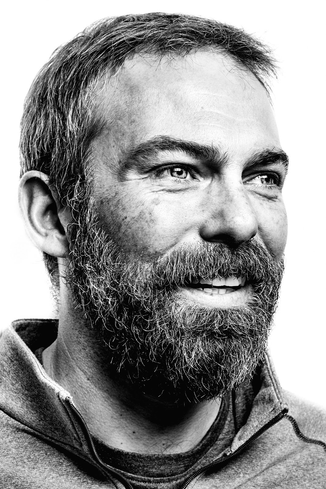 James Rogers, The North Face Director of Sustainability