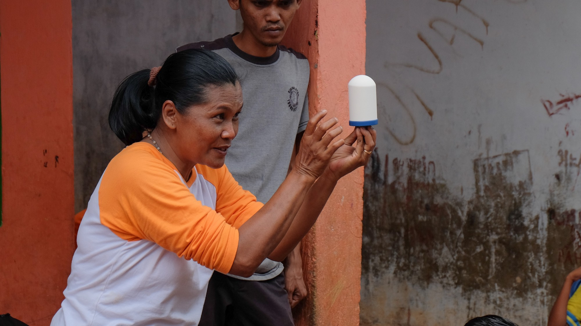 Ibu Bekti has taken on this challenge of improving energy access in her own community.