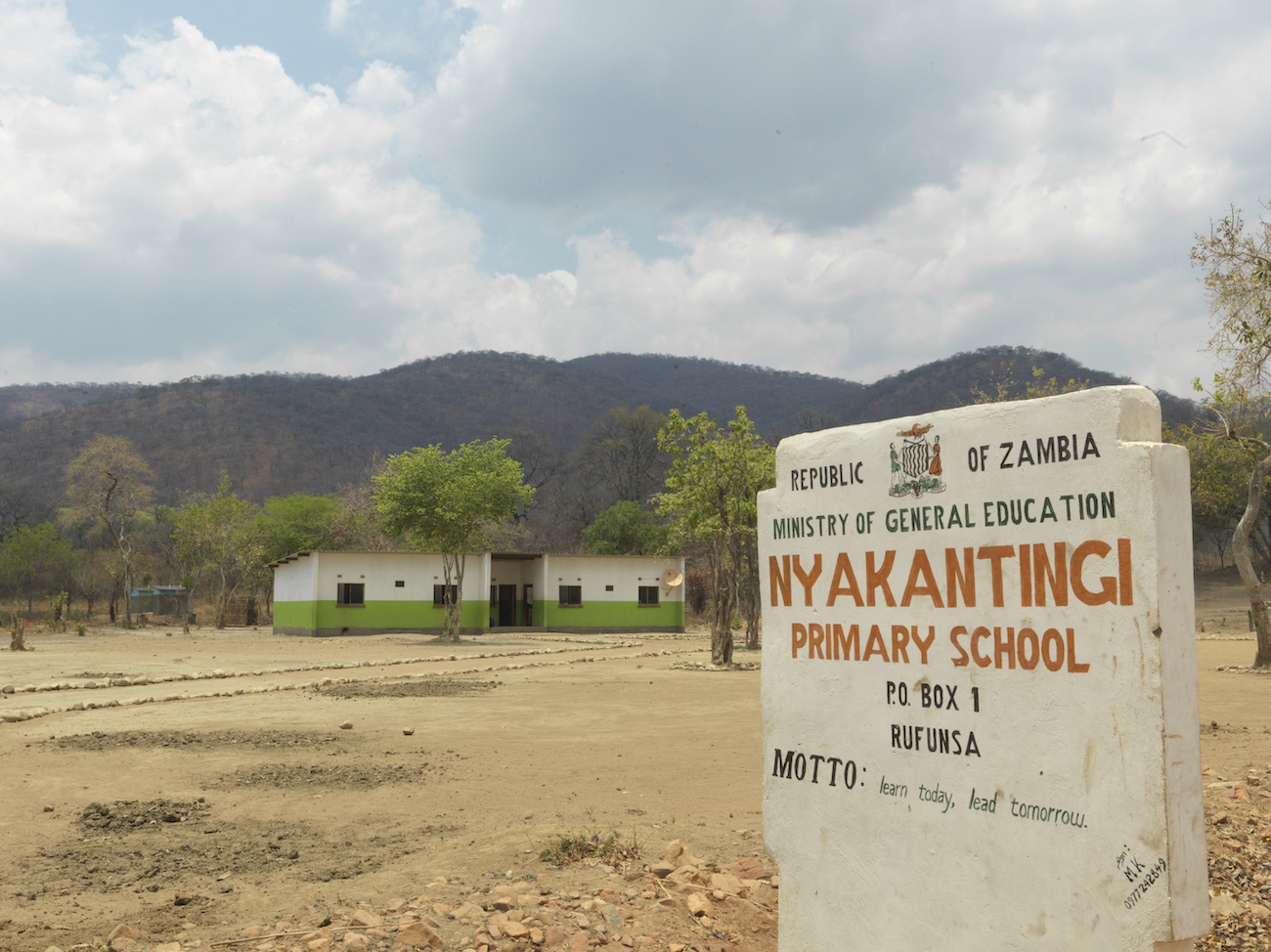 Nyakantingi Primary School - © Peter Caton