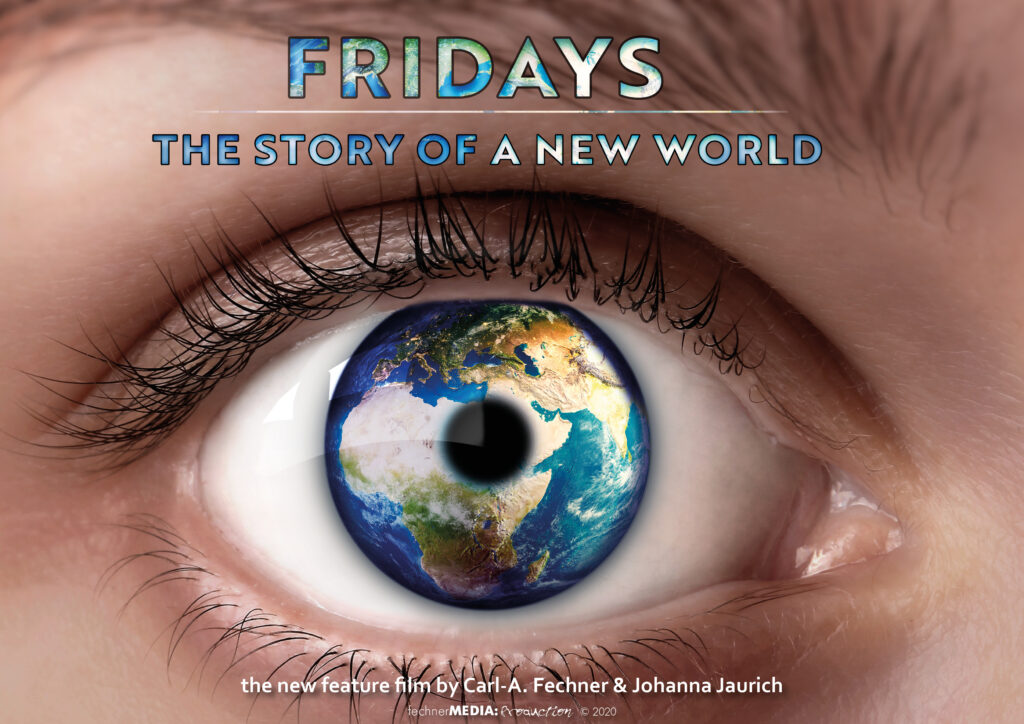 FRIDAYS - THE STORY OF A NEW WORLD cover.
