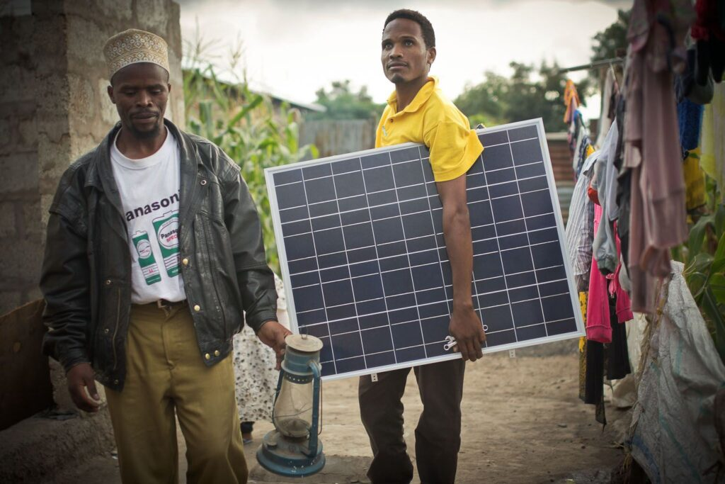 Mobisol offers solar home system to off-grid populations in Africa